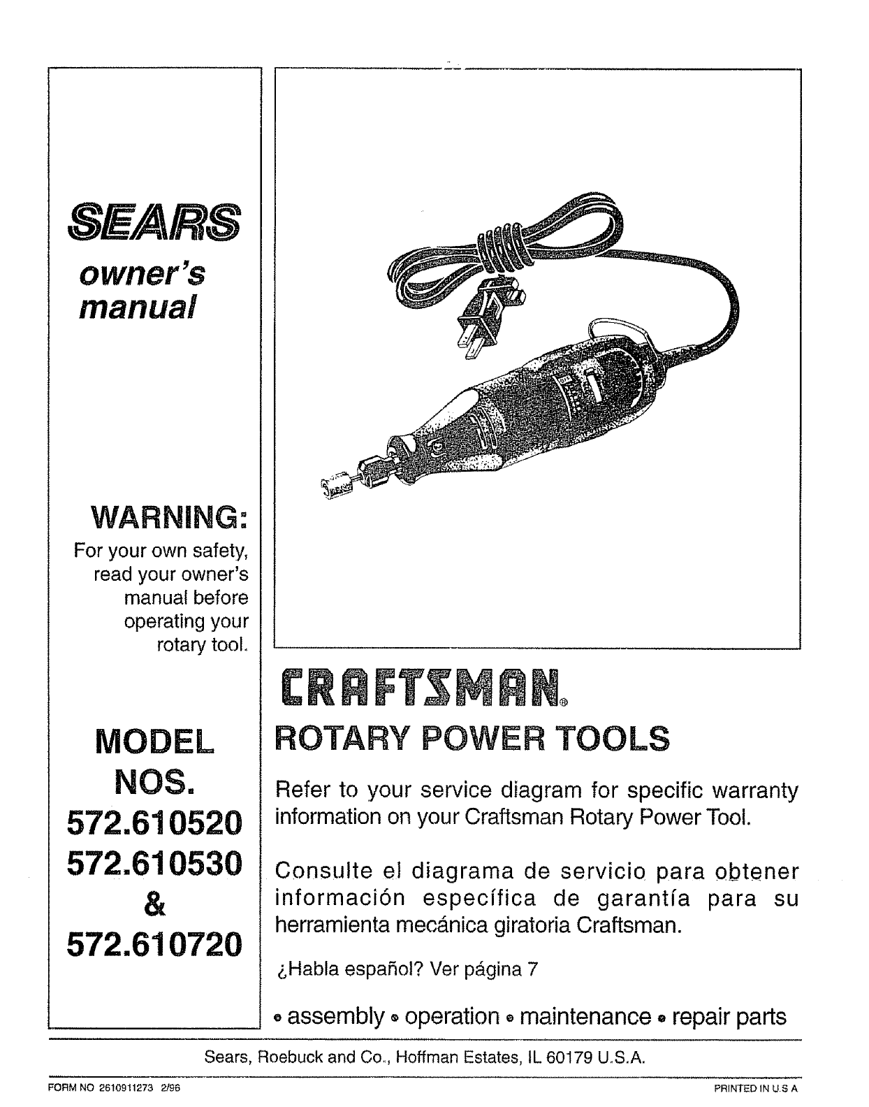 craftsman projection television user manual free owners manual u2022 rh wordworksbysea com sears user manuals sears operator manuals