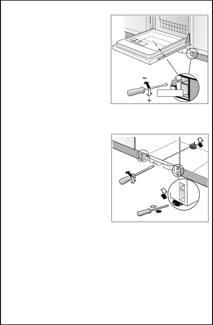 INSTALLATION INSTRUCTION MANUAL for Bosch Electric Built ...