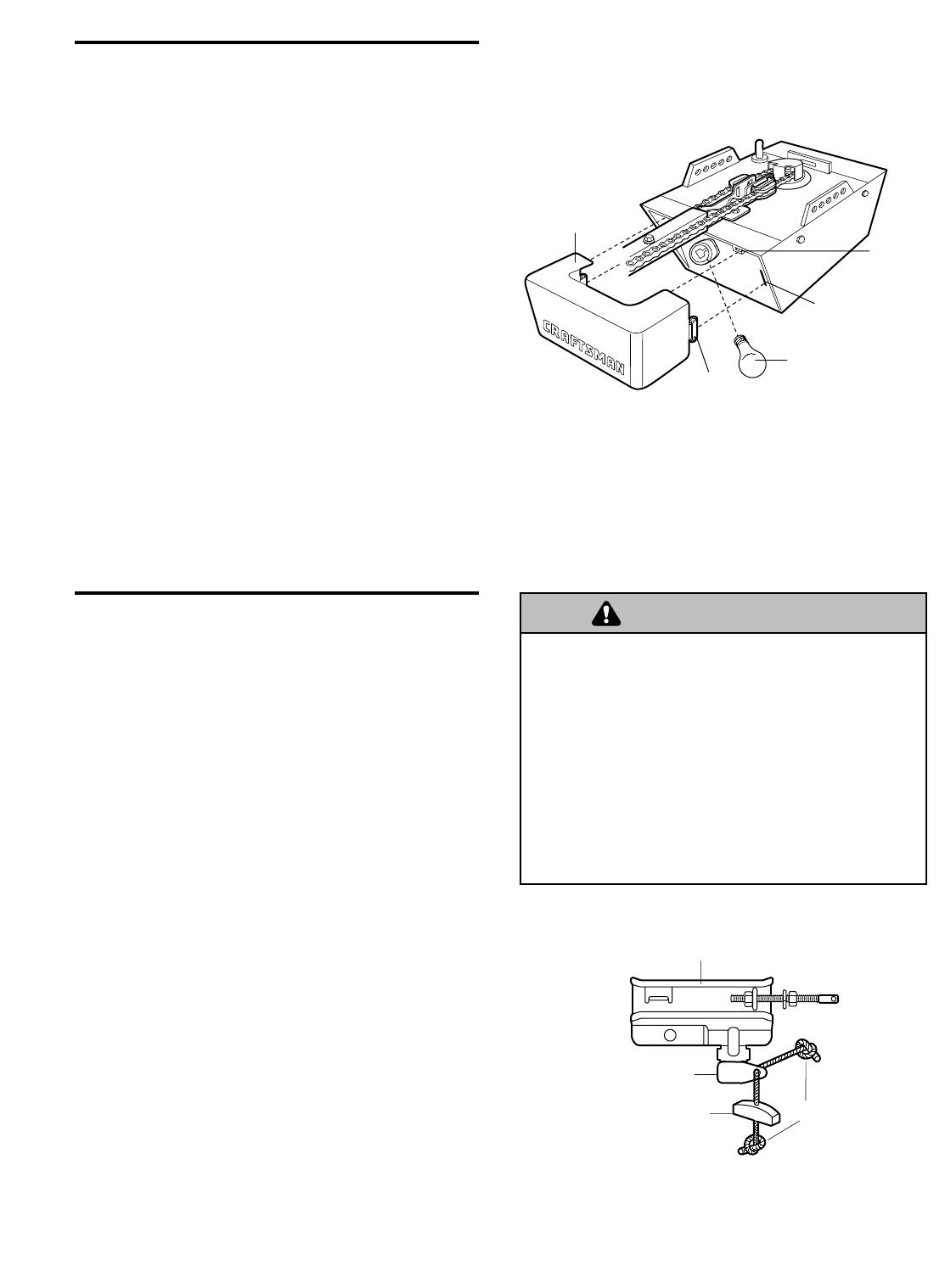 page 57 of sears garage door opener 139 53970srt user