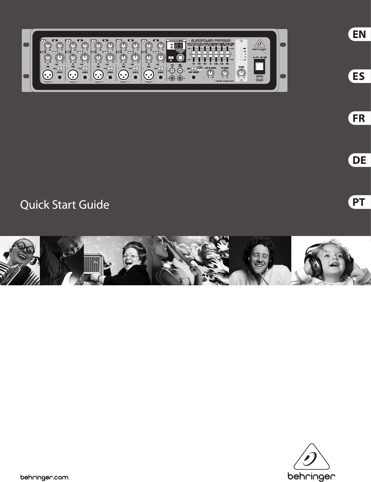 Behringer Music Mixer Pmp530m User Guide Manualsonlinecom Yamaha Lx210 Wiring Diagram Manual