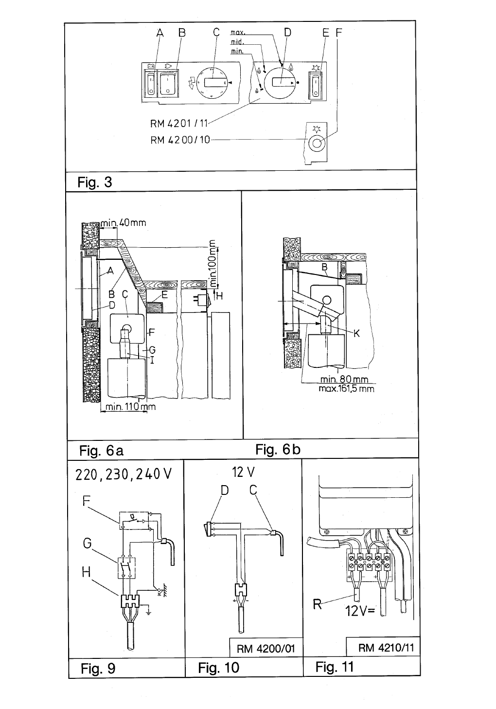 Page 9 of Electrolux Refrigerator RM 4200 User Guide ... Schematic Diagram Electrolux Refrigerator on