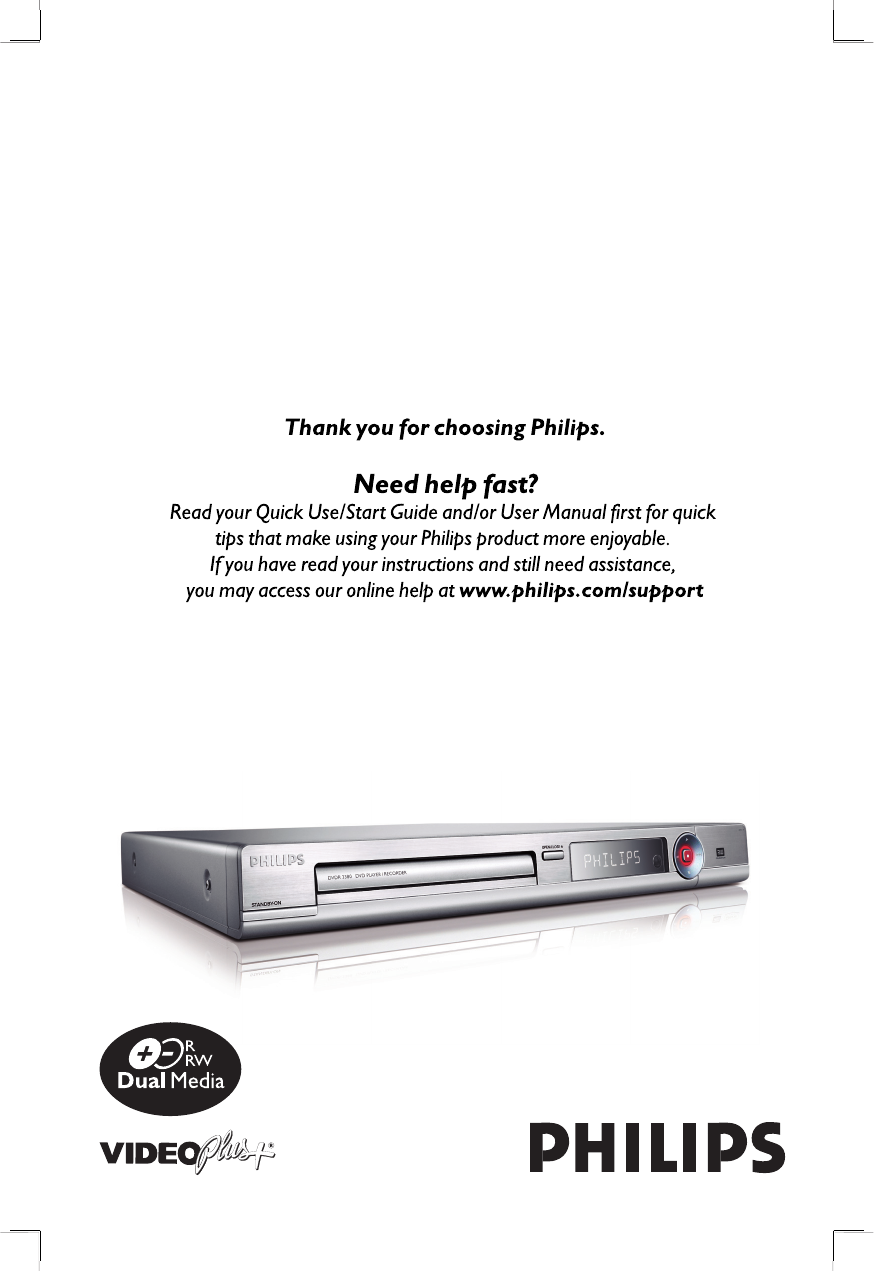 philips dvd player dvdr3380 user guide manualsonline com rh tv manualsonline com philips dvd user manual philips dvd user manual