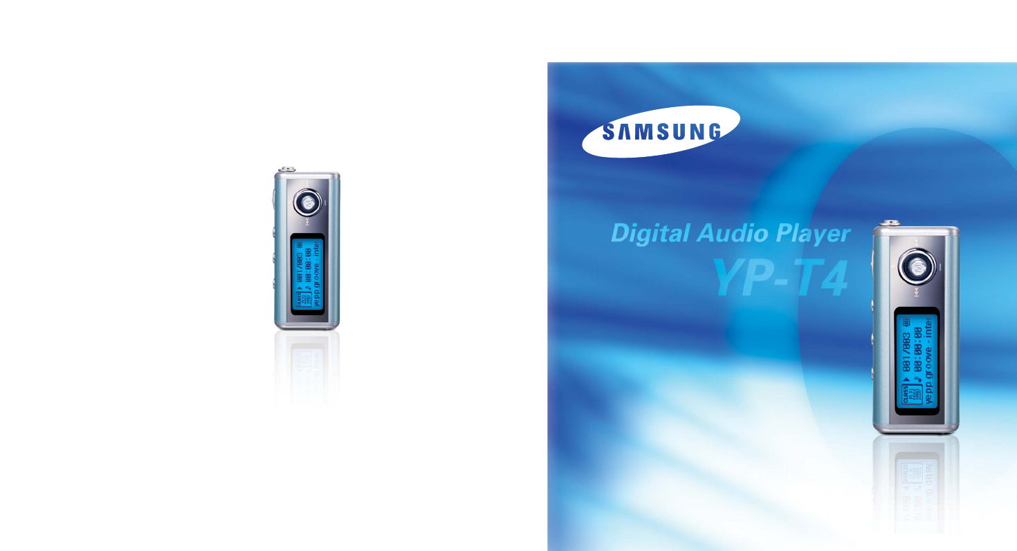 samsung mp3 player yp t4 user guide manualsonline com rh portablemedia manualsonline com Samsung Galaxy MP3 Player 3 samsung mp3 player yp-u3 user manual