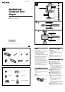 32849350 8edb 5464 9d1d 975d84443be8 thumb 1 sony car stereo system cdx m630 user guide manualsonline com sony cdx m630 wiring diagram at couponss.co