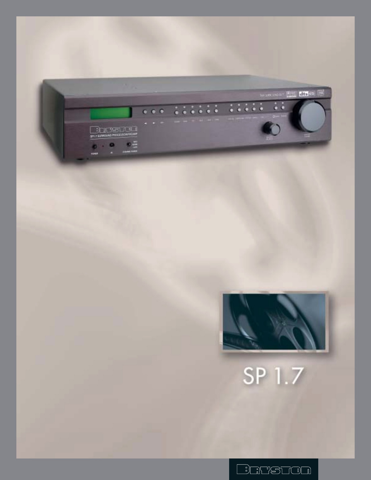 bryston stereo amplifier sp 1 7 user guide manualsonline com rh audio manualsonline com Bryston 28 Bryston BDP-2