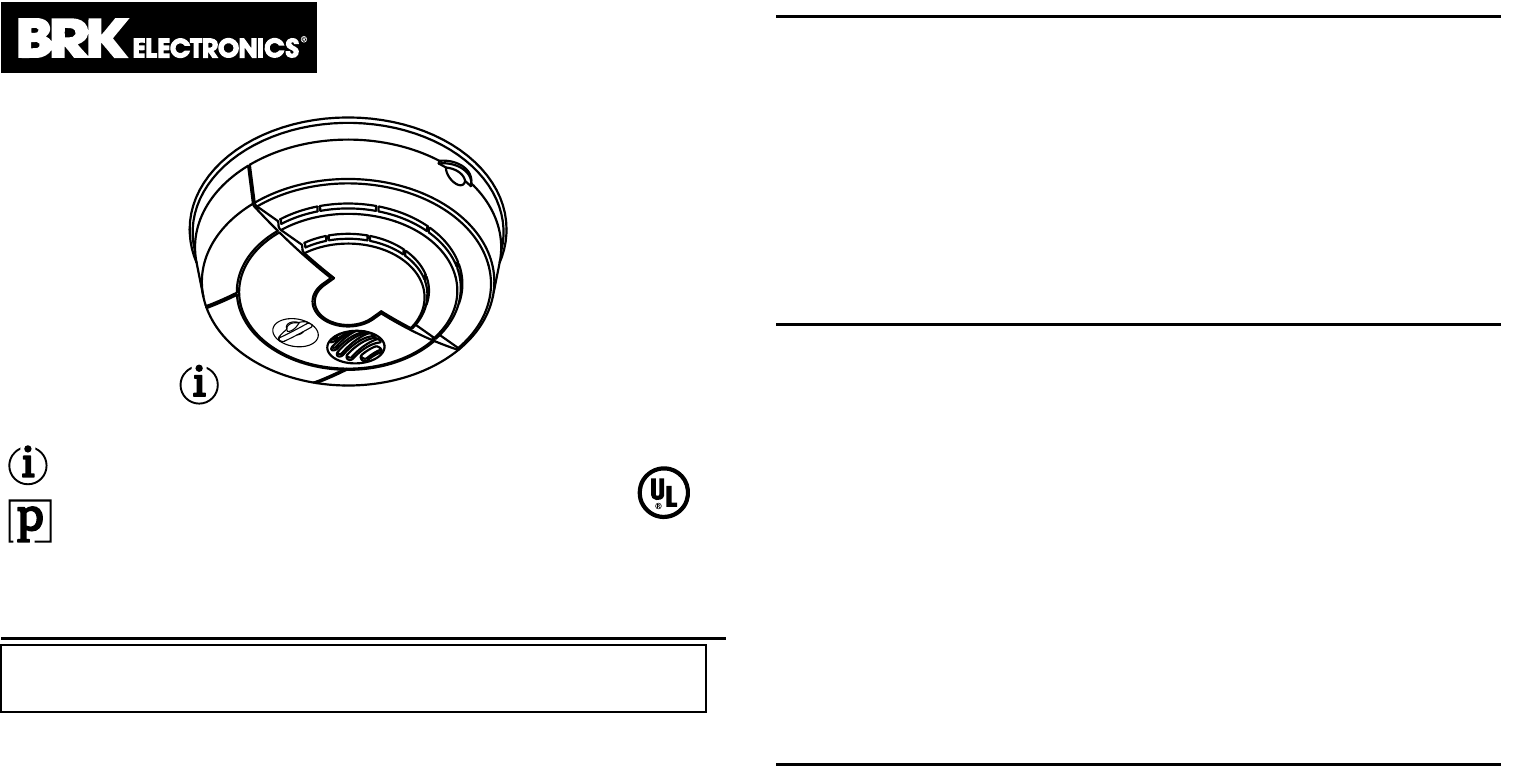 garrison smoke alarm user manual