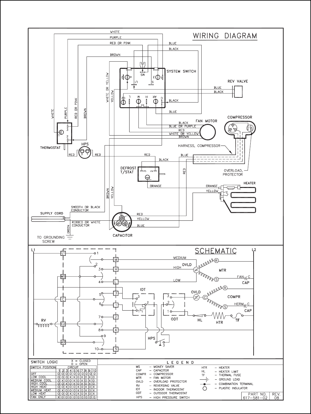Page 25 Of Friedrich Air Conditioner Wy13b33a Manual Guide