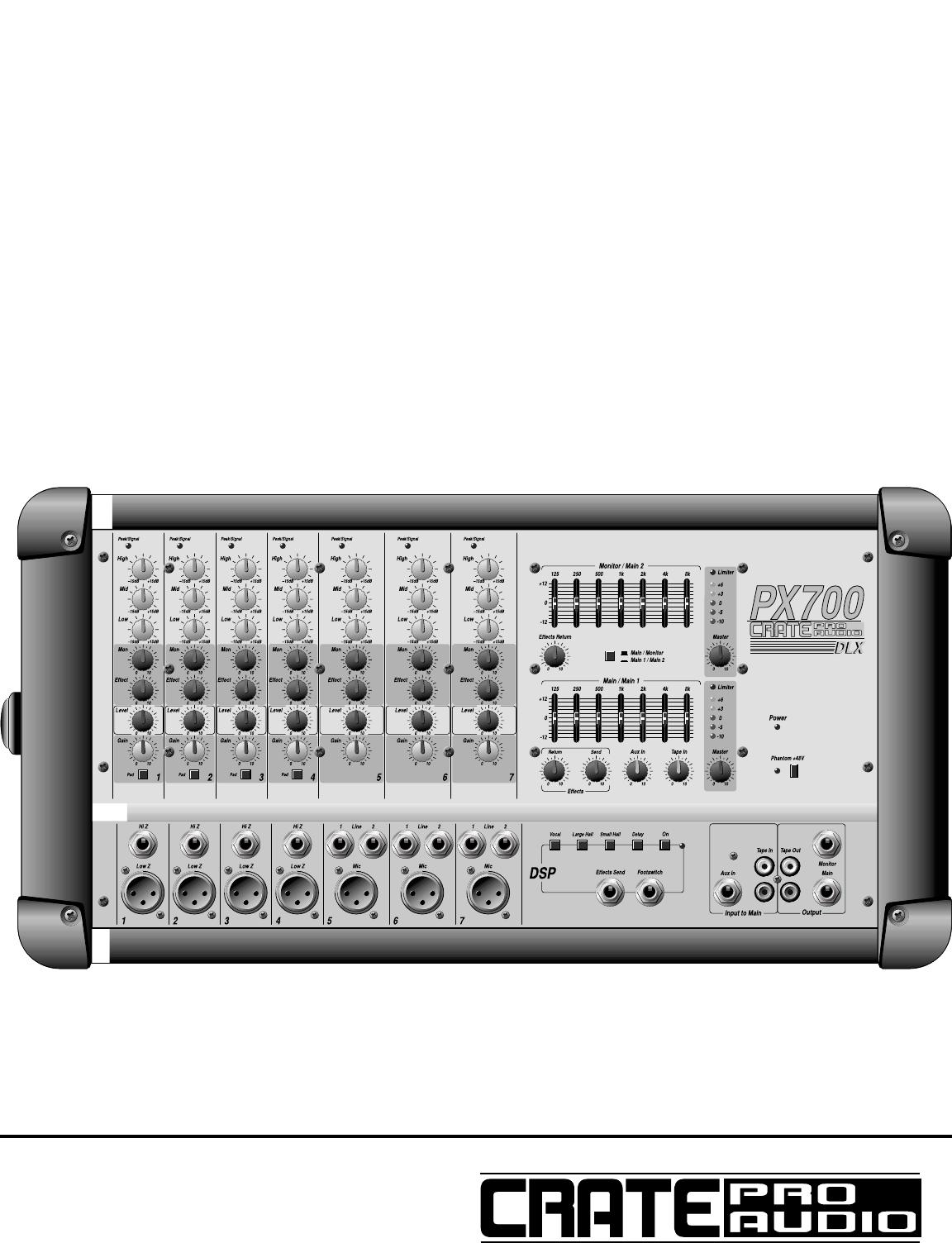 crate pro audio manuals rh crate pro audio manuals fullybelly de Museum Audio Guide Equipment Audio Tour Guide