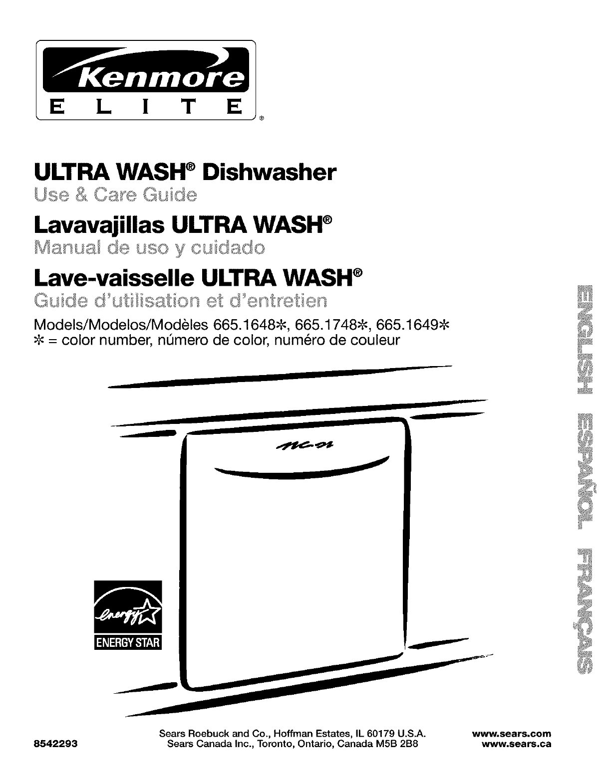 E L ! T E. ULTRA WASH ®Dishwasher