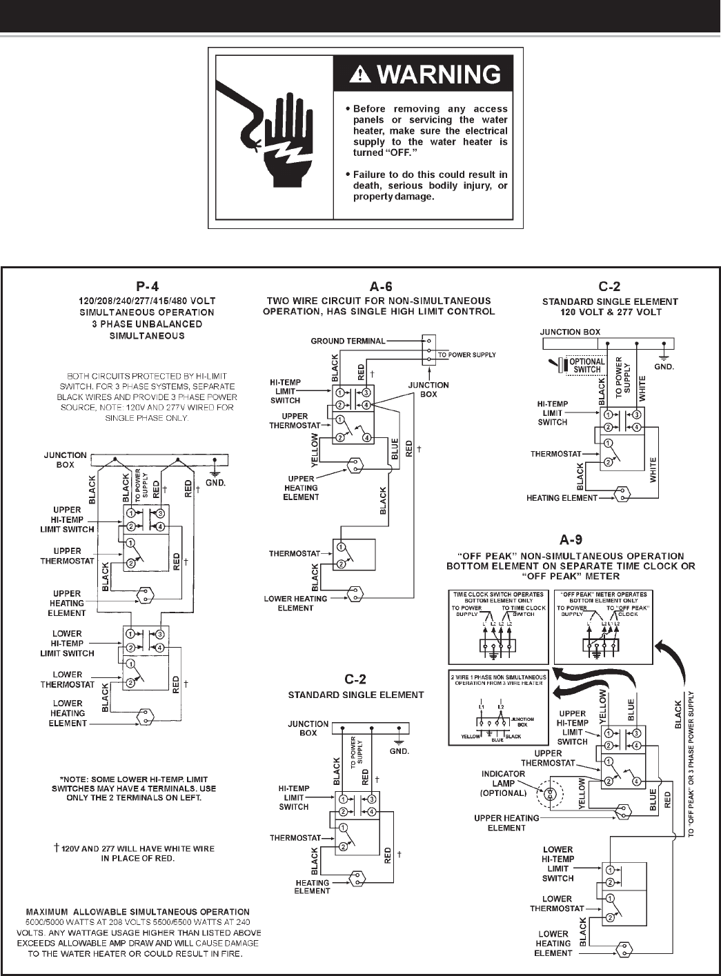 3509a988 74d5 459b aaef 95ebb87e3bd4 bgb page 11 of a o smith water heater ect 52 user guide ao smith wiring diagrams at gsmportal.co