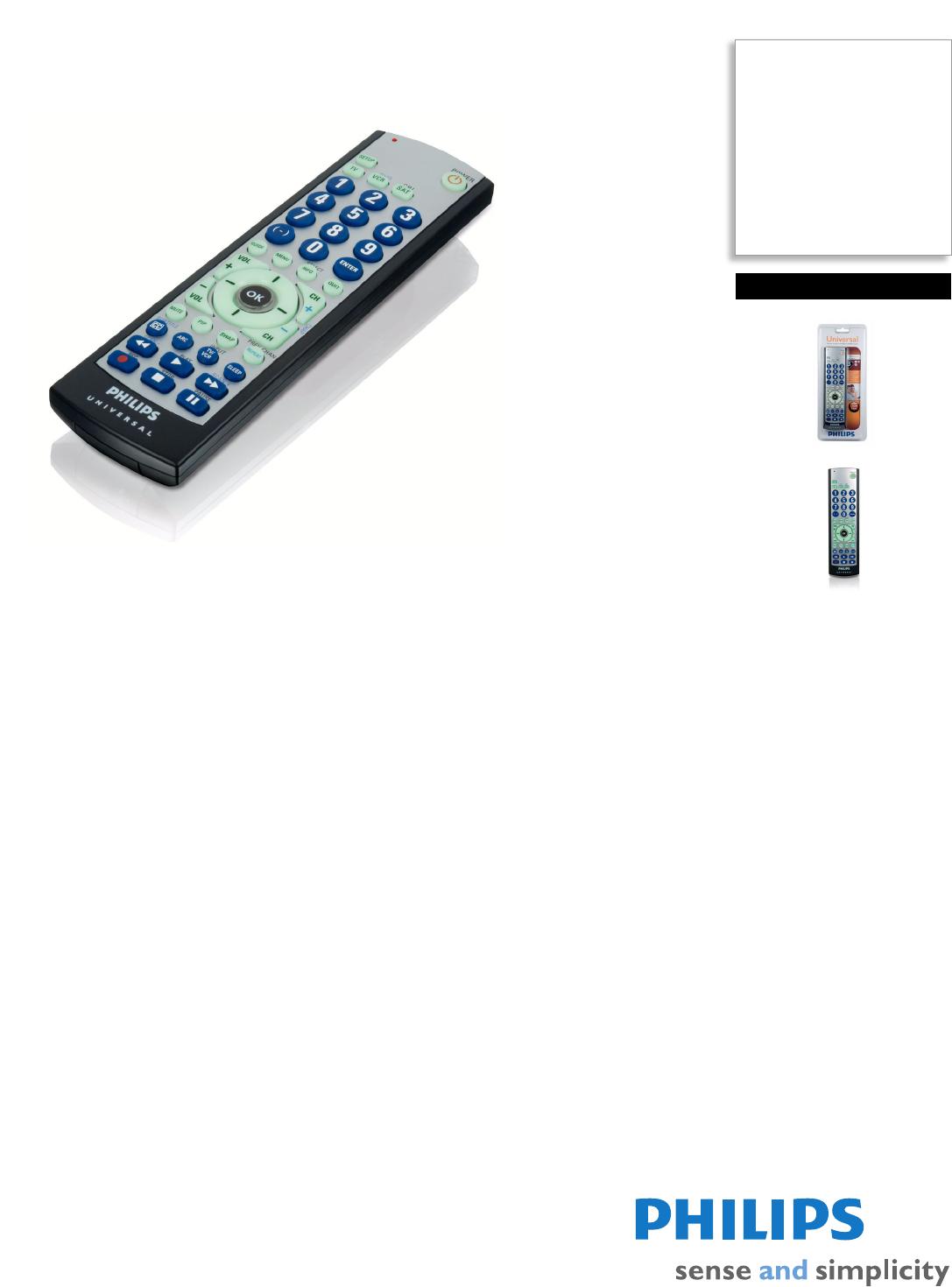 univex universal remote sru3003wm user guide manualsonline com rh tv manualsonline com Univex Patty Press Meat Grinder Attachment