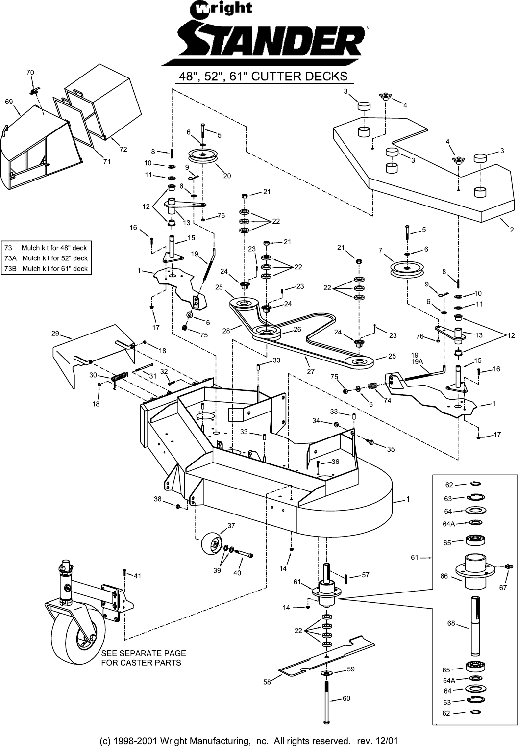 Drive belt 3 user manual array page 3 of wright manufacturing lawn mower 61 user guide rh lawnandgarden manualsonline com fandeluxe Gallery
