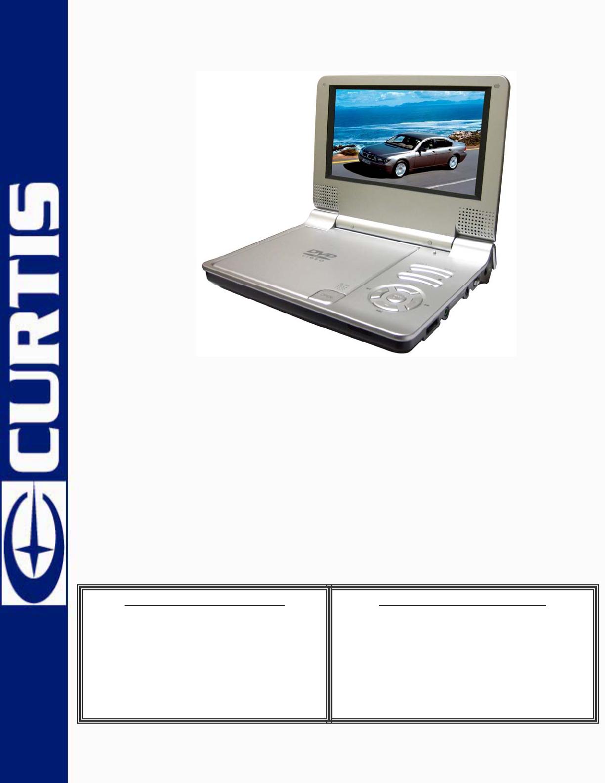 sylvania sdvd9000b2 manual