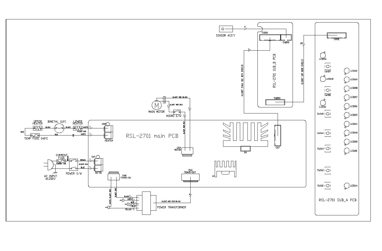 инструкция для toyota rsl 18