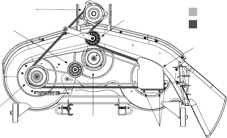 page 19 of mtd lawn mower 604 user guide
