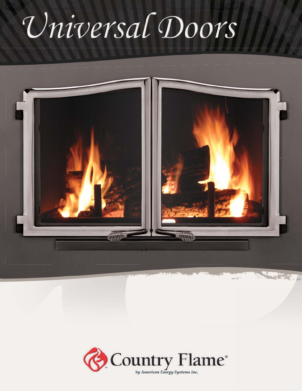 Country Flame Indoor Fireplace 400 SERIES User Guide ...