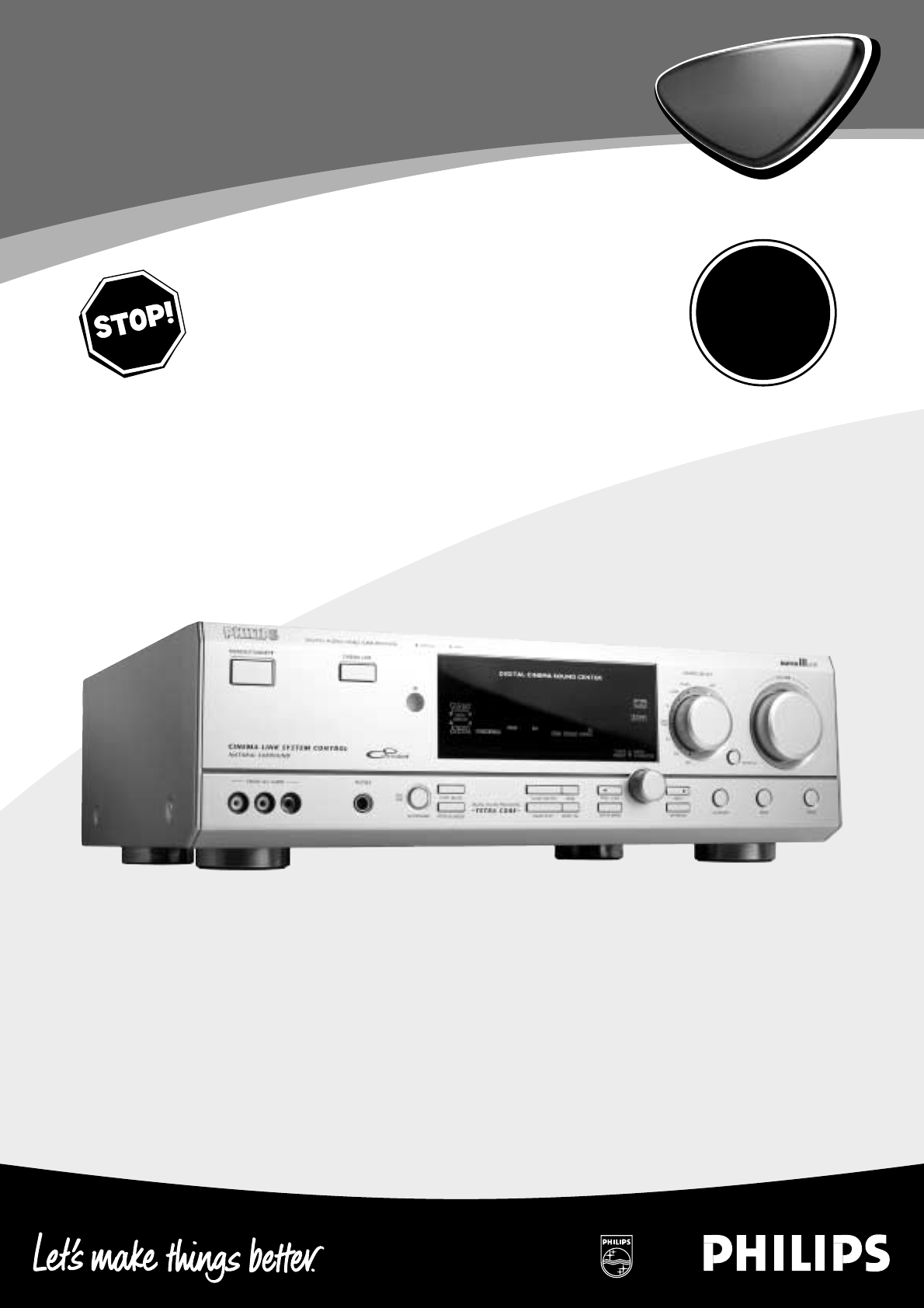 philips home theater system fr 963 user guide manualsonline com rh audio manualsonline com philips home theater hts3371d manual philips home theater hts3555 manual