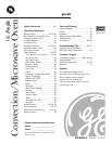 Free GE Convection Oven User Manuals | ManualsOnline.com Ge Electric Oven Wiring Diagram Jb on