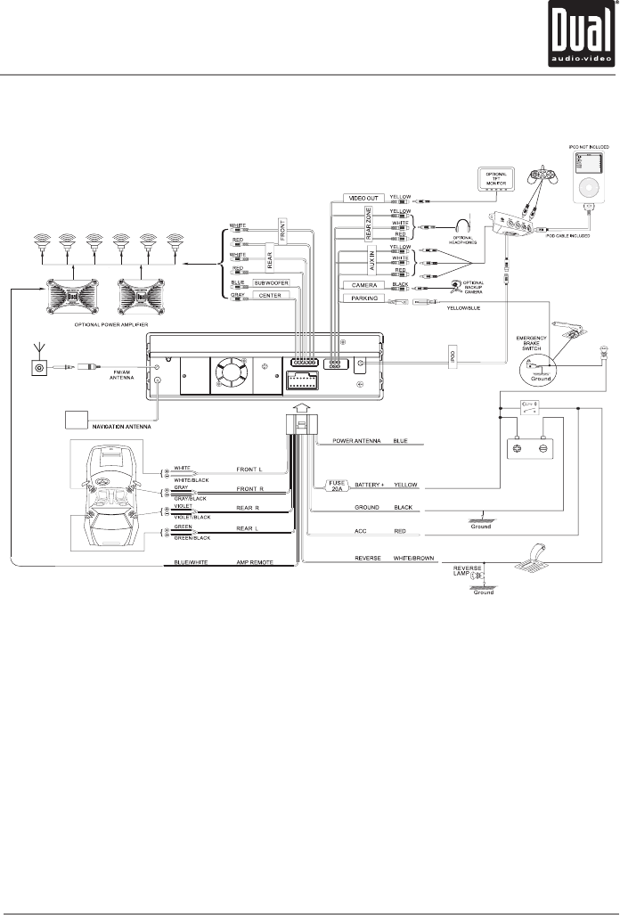 3c06ba5a b36b 4247 99c8 e79474fadfc2 bg7 page 7 of dual cd player xdvdn8190 user guide manualsonline com dual xdvdn8190 wiring diagram at gsmx.co