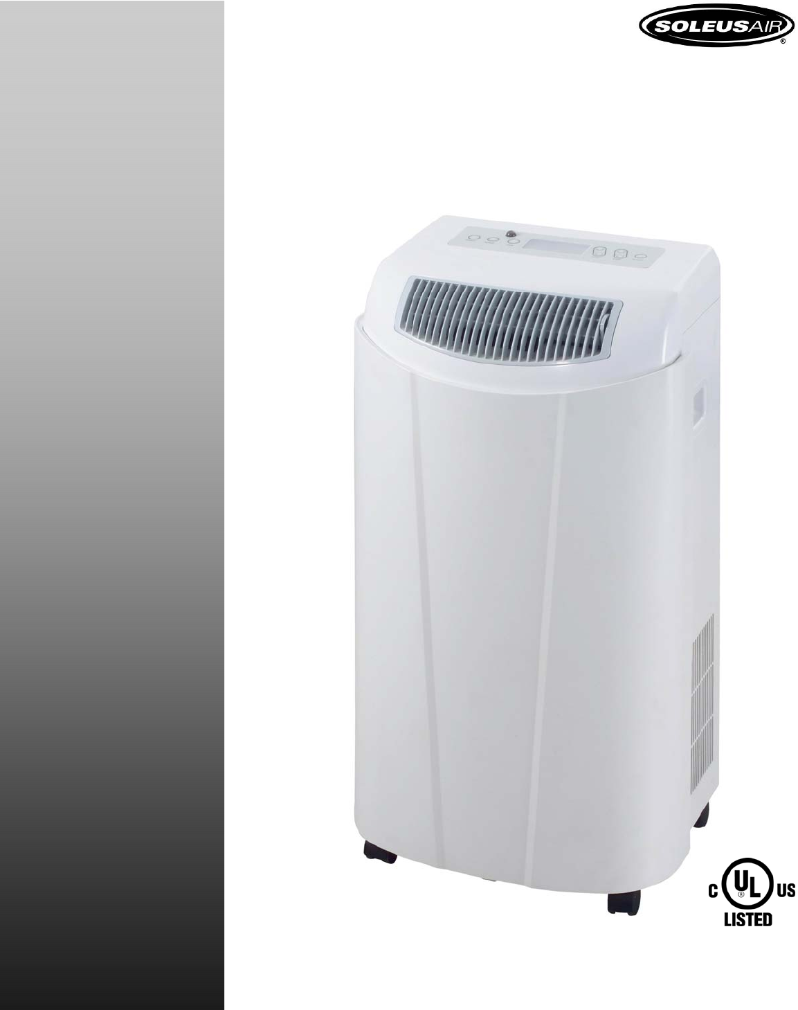 aux portable air conditioner user manual