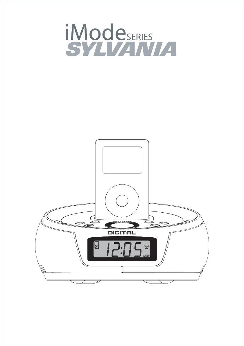 Sylvania Mp3 Manual Need Drive Belt Diagram For On A John Deere F525 Fixya Bluetooth Kitchen Undercounter Radio Array Docking Station Sip215 User Guide Manualsonline Com Rh Portablemedia