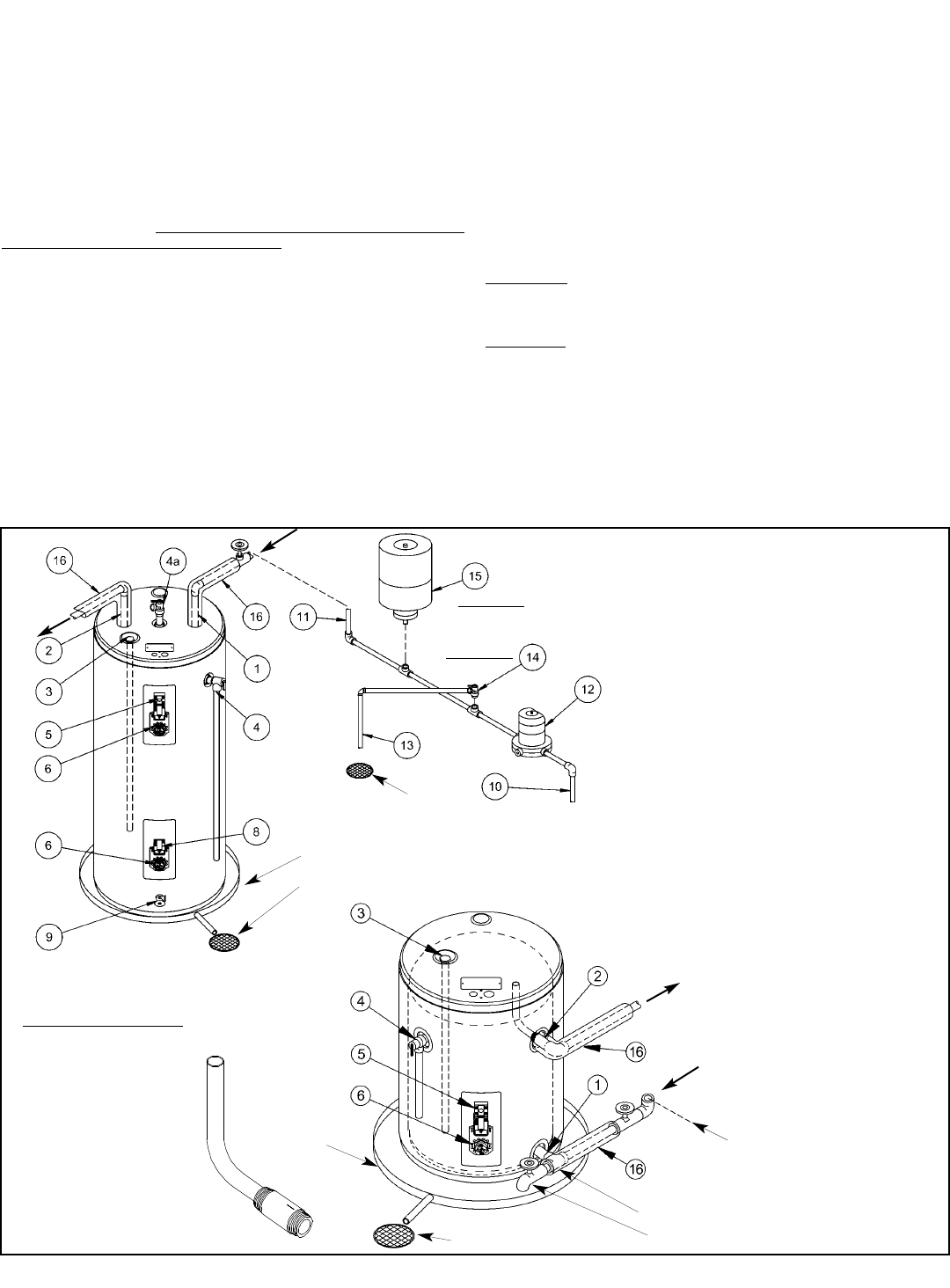 wiring diagram hot water heater thermostat with Wiring Diagram For Ge 6 Gallon Water Heater on 727 additionally 514502 Need C Wire Boiler in addition Ariston waterheater parts further Heating Ventilation And Air Conditioning For The Homeowner besides Electric Baseboard Heat Length.
