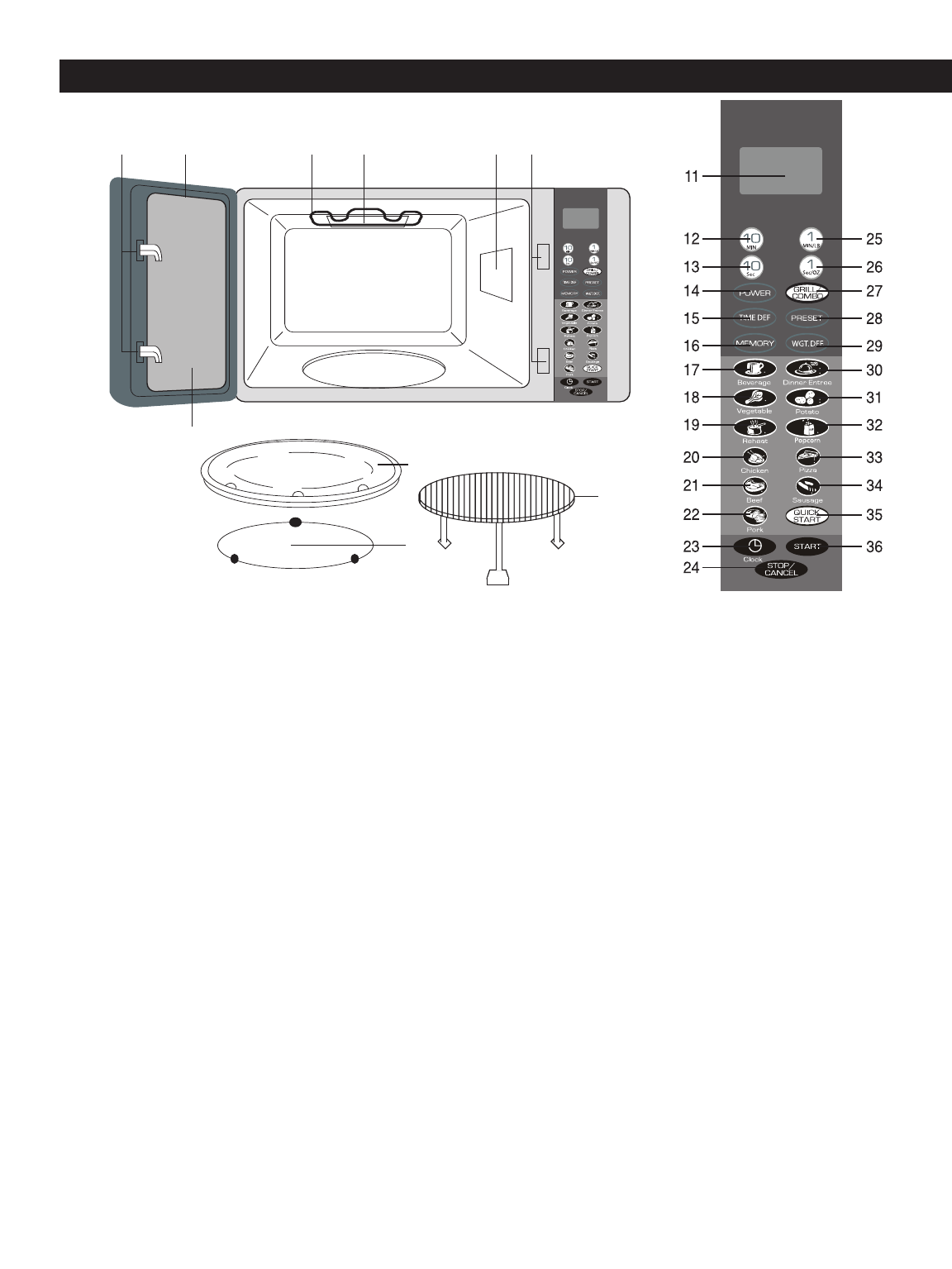 page 7 of emerson microwave oven mwg9111sl user guide