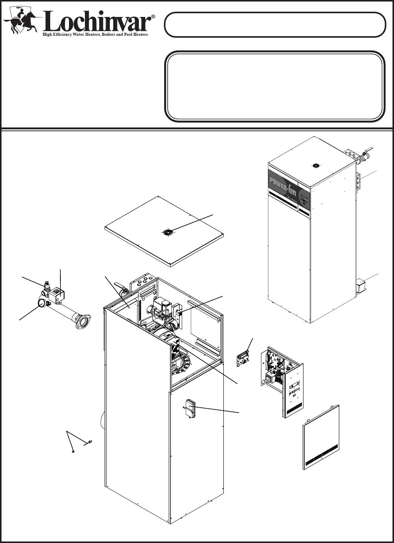 Boiler Parts: Lochinvar Boiler Parts