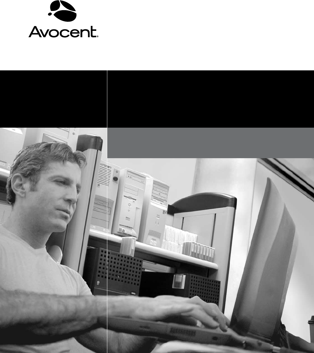 avocent switch 1415 user guide manualsonline com rh office manualsonline com Instruction Manual Instruction Manual Example