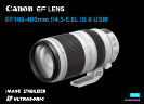 Camera Lens 100-400mm L IS II USM