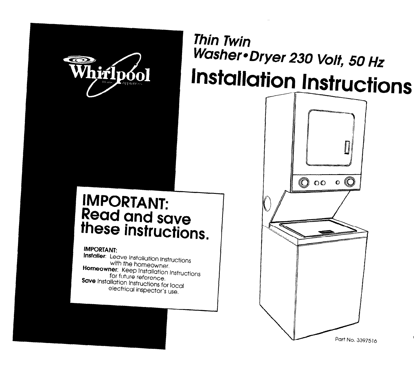 Whirlpool user guide manual user guide manual that easy to read whirlpool washer dryer 3lte5243bn0 user guide manualsonline com rh laundry manualsonline com ipad manual user manual solutioingenieria Image collections