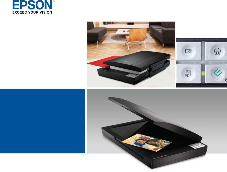 epson scanner v300 user guide manualsonline com rh manualsonline com Epson Perfection 4490 Photo Scanner Epson Perfection 4490 Photo Scanner