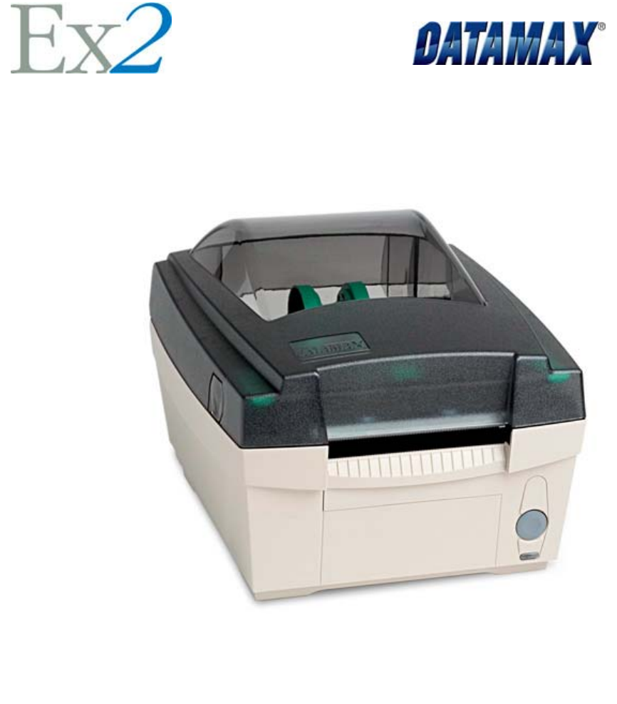 datamax printer ex2 user guide manualsonline com rh tv manualsonline com