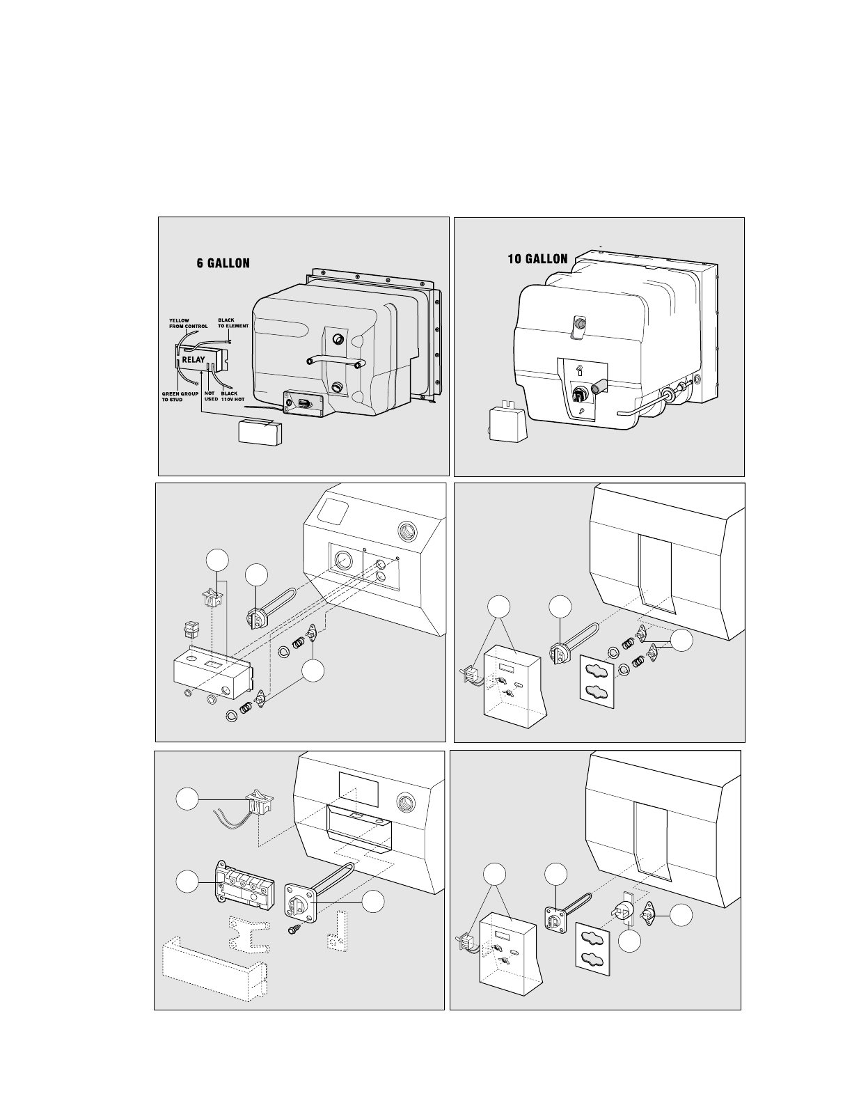 Page 36 Of Ce Showroom Atwood Mobile Products Water Heater Details About 93851 Control Circuit Board 35