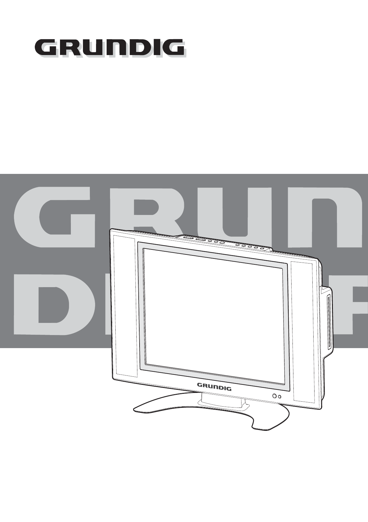 grundig tv dvd combo gulcd20s dvd user guide manualsonline com rh tv manualsonline com Grundig Console Stereo with Turntable Grundig Majestic