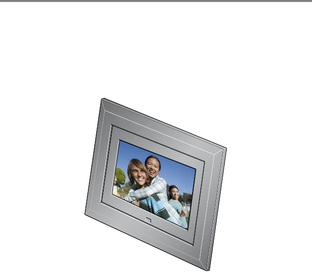 Kodak Digital Photo Frame EX811 User Guide | ManualsOnline.com
