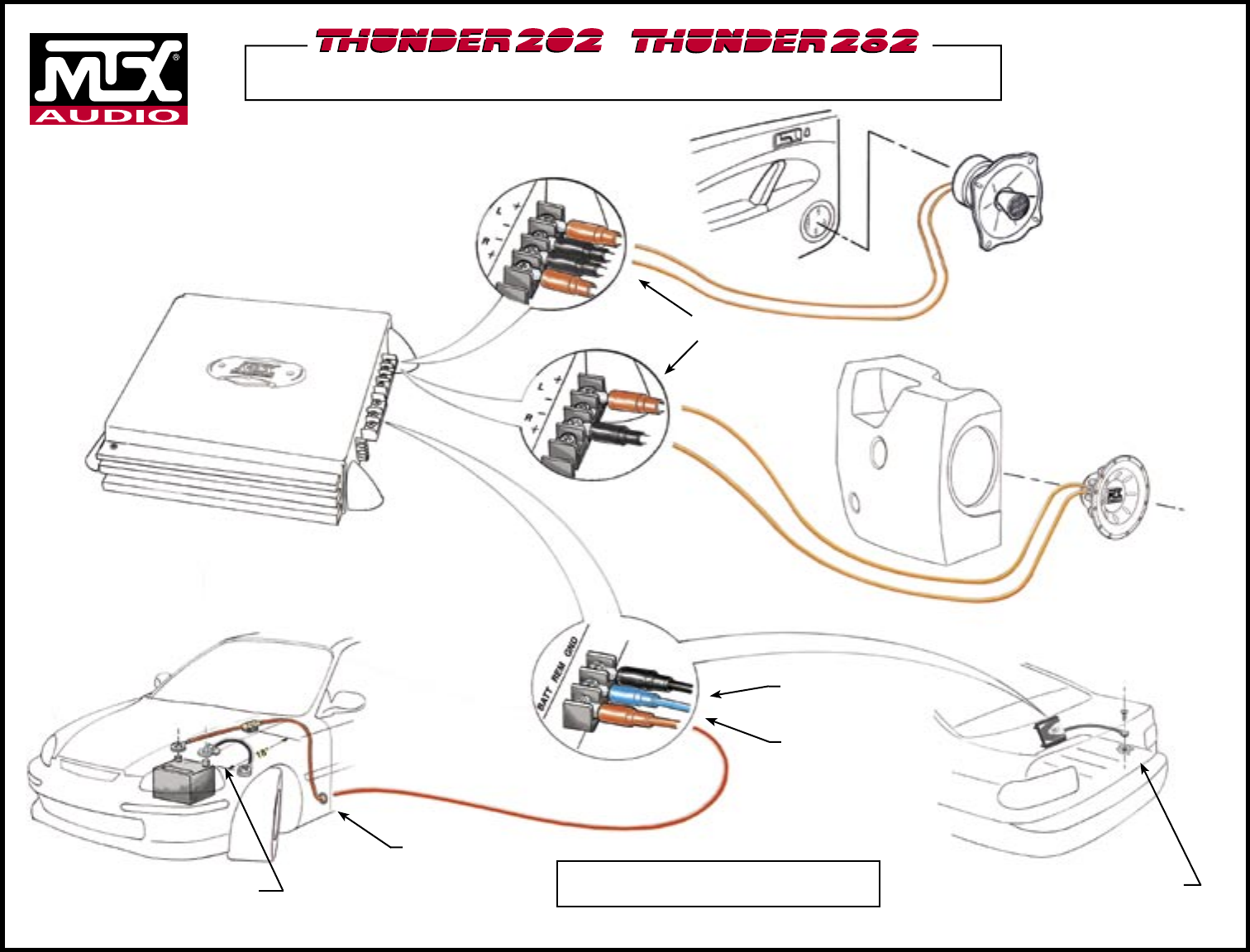 Mtx Tna251 Wiring Diagram Images Gallery