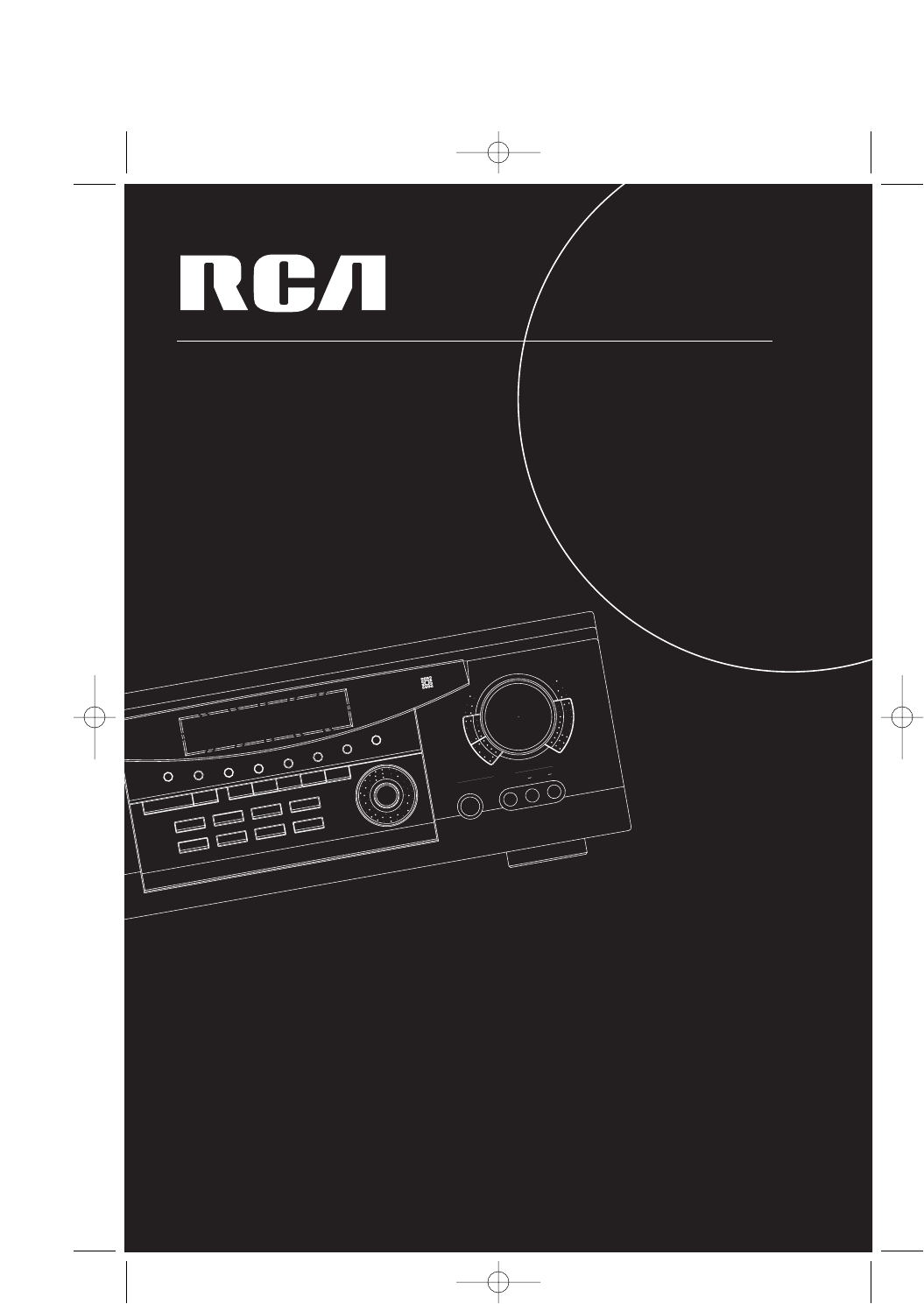 rca stereo receiver rt2250 user guide manualsonline com rh audio manualsonline com RCA DVD 250W Home Theater RCA Tablet