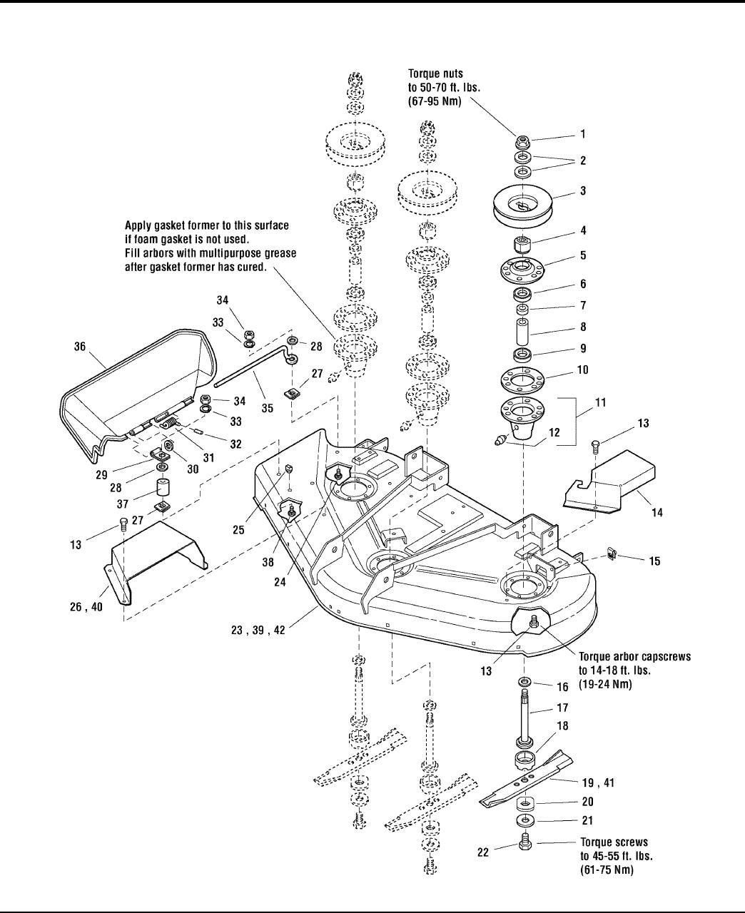 Simplicity 5900662 50 U0026quot Mower Manual Guide