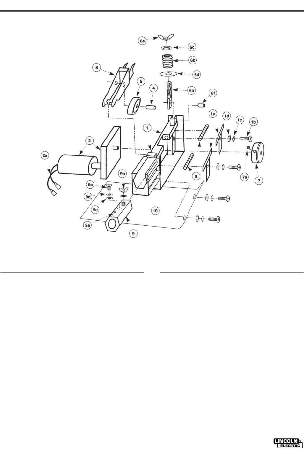 Page 50 Of Lincoln Electric Welder IM546 User Guide