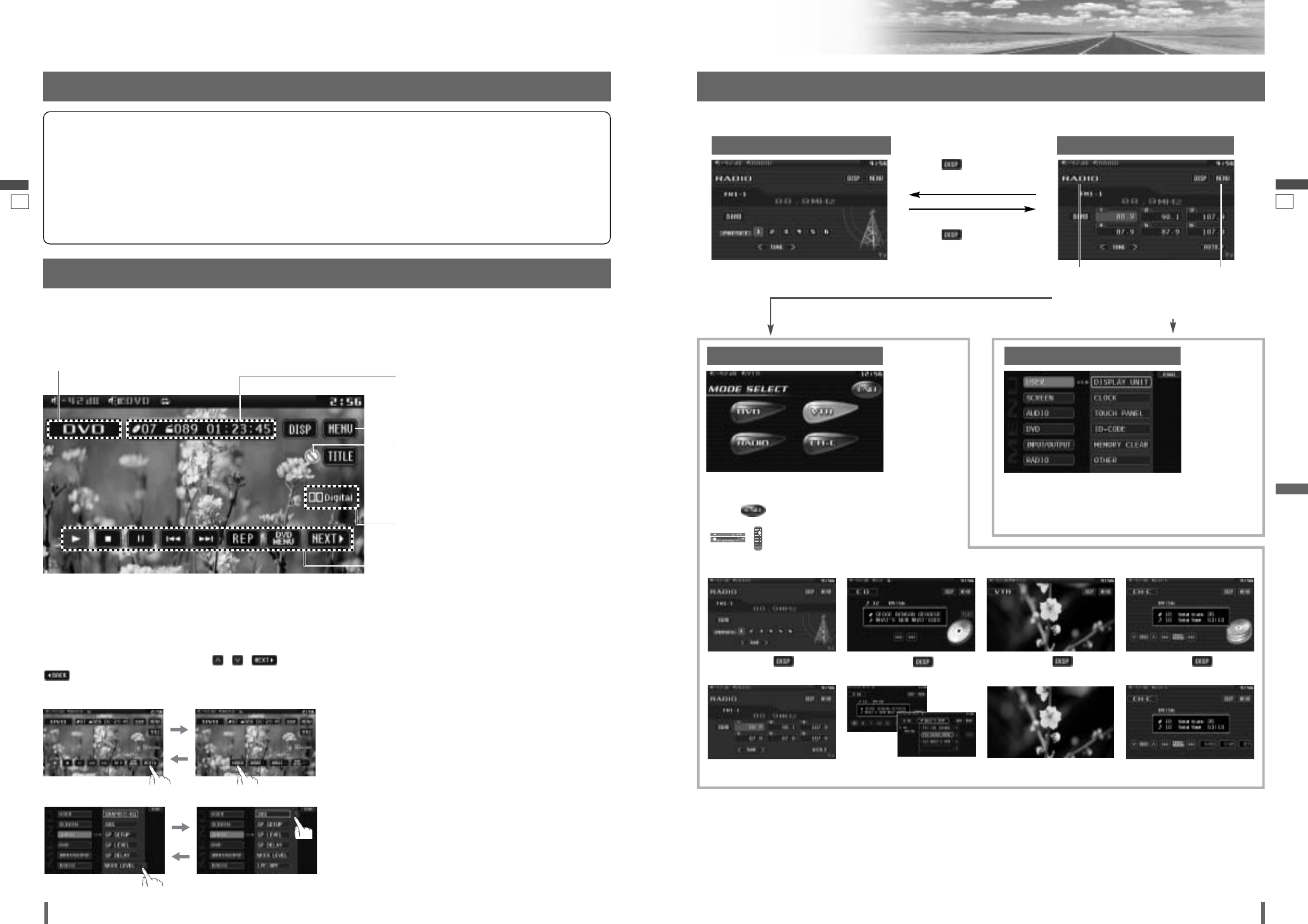 Page 70 Of Panasonic Car Stereo System Cq Vd7001u User Guide