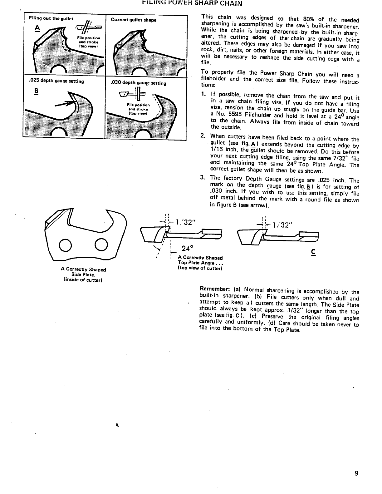 Page 9 of poulan chainsaw 245 user guide manualsonline of 9 greentooth Gallery
