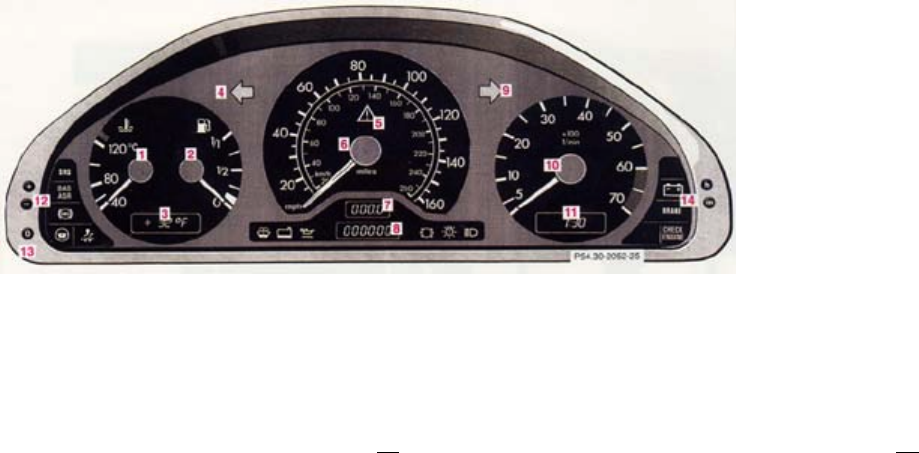 Page 4 Of Mercedes Benz Automobile 2000 C Class User Guide border=