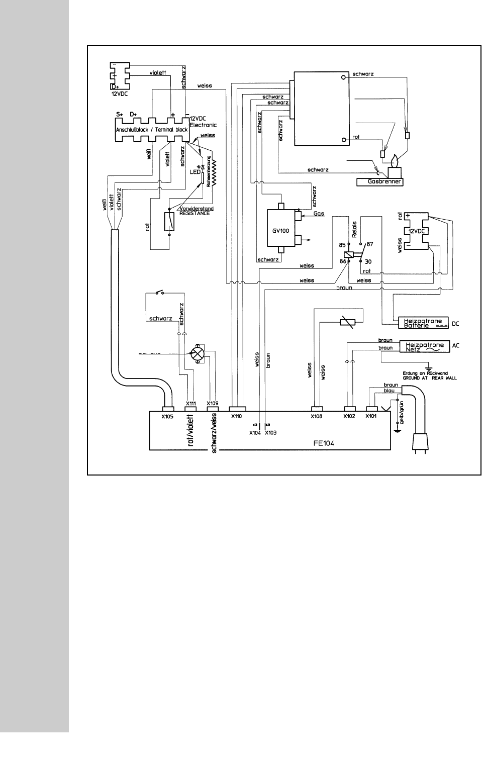 Page 27 of dometic refrigerator rm 7605 l user guide wiring diagram asfbconference2016