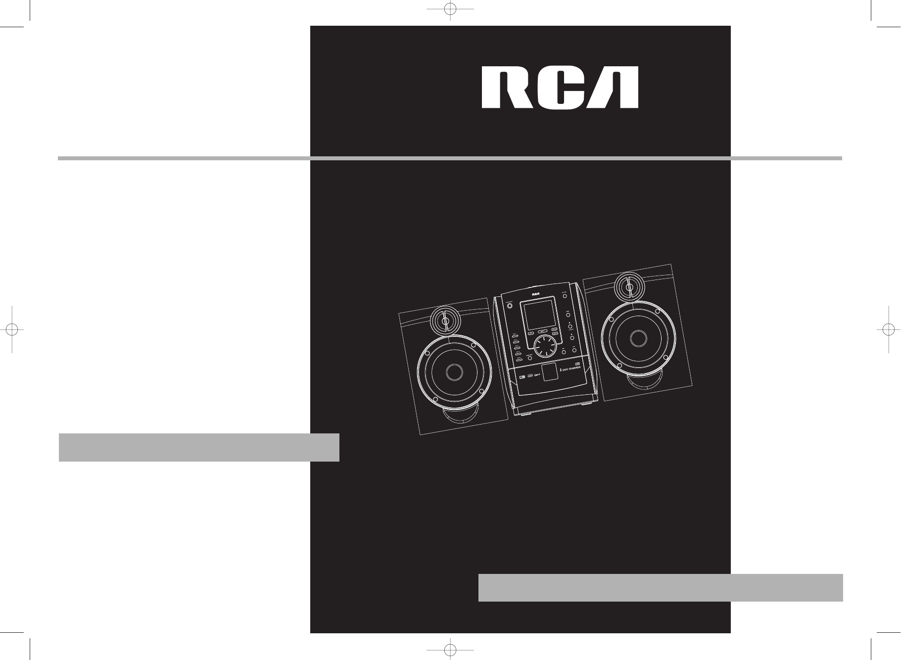rca stereo system rs2056 user guide manualsonline com rh audio manualsonline com rca mp3 player manual 2014 instruction manual rca mp3 player