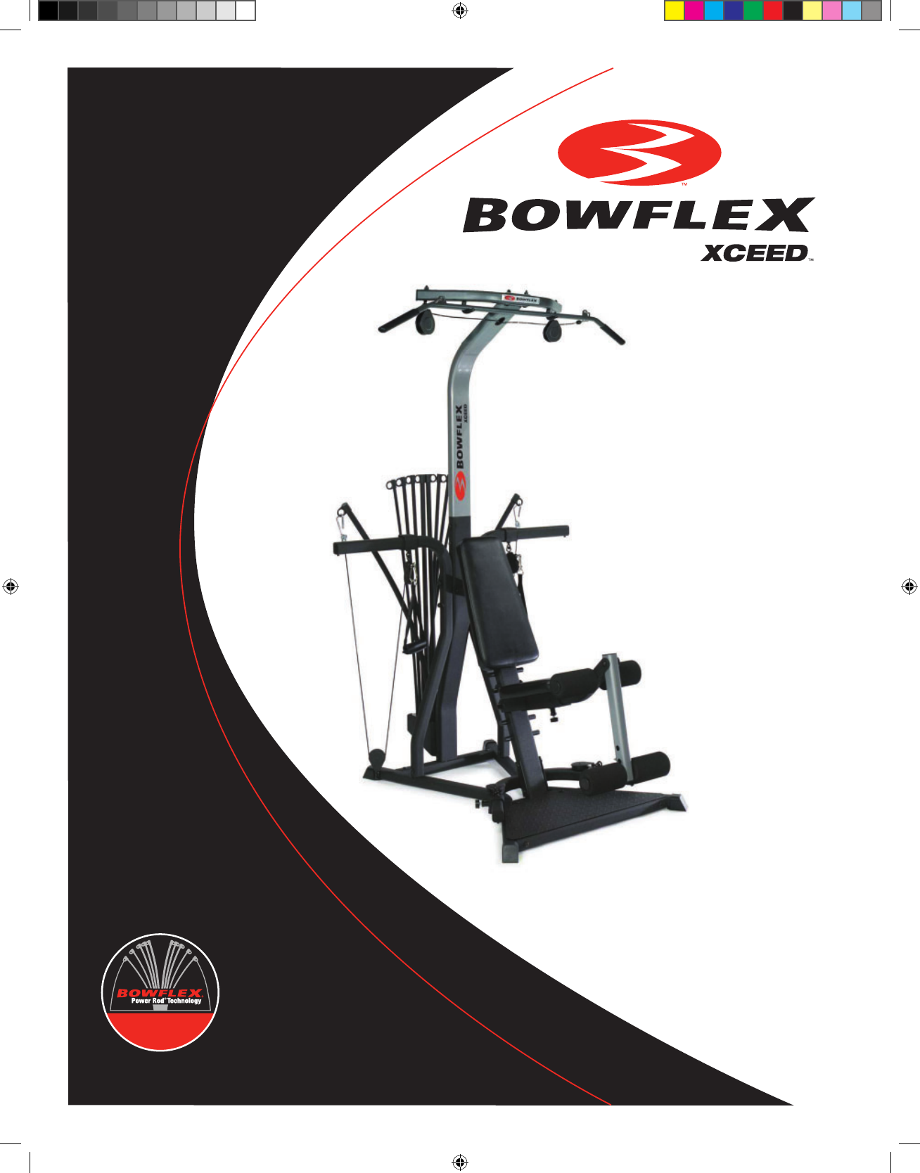 bowflex home gym xceed user guide manualsonline com rh fitness manualsonline com bowflex xceed assembly instructions Bowflex Xceed Workout Chart