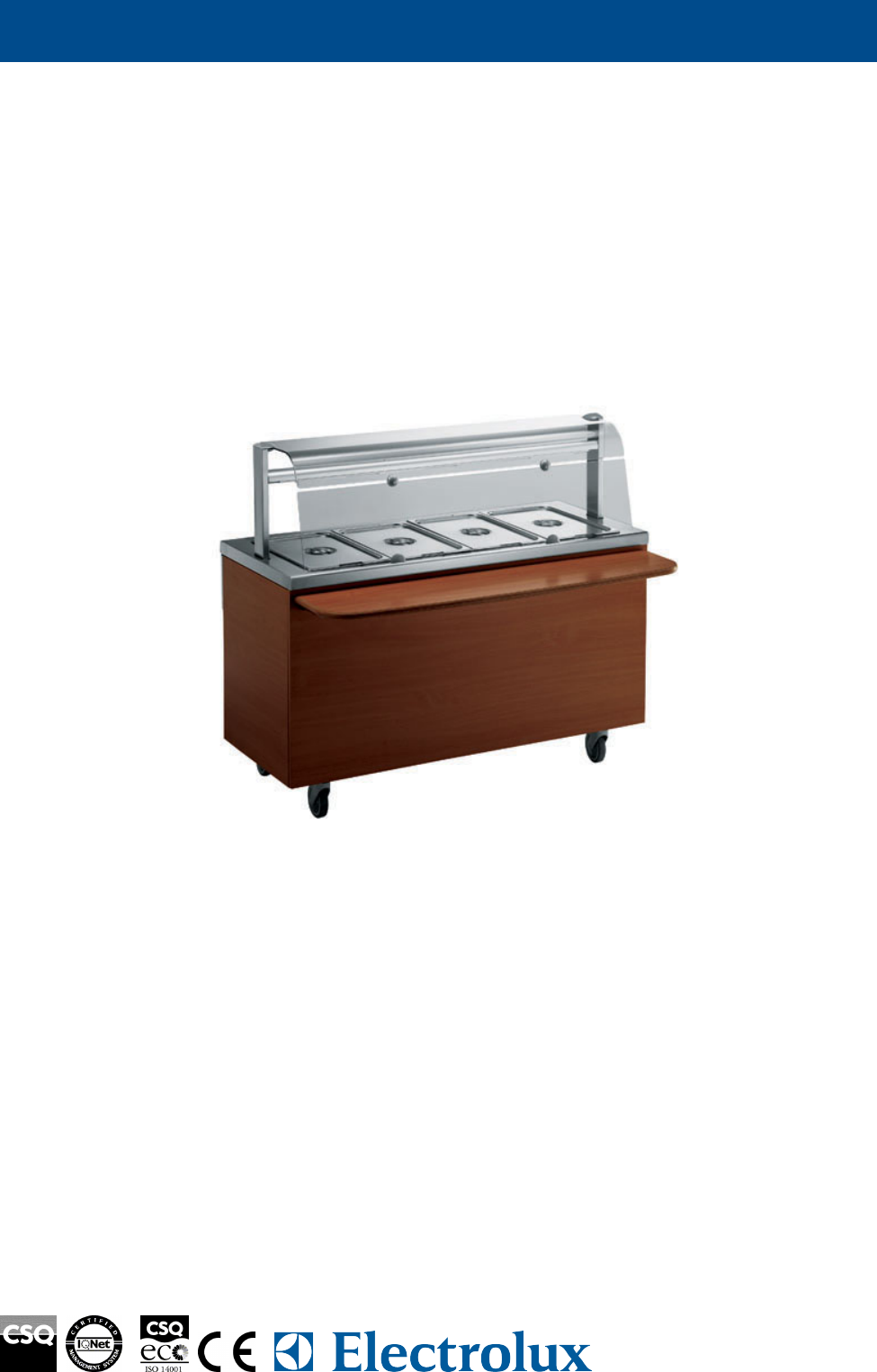 electrolux food warmer bain marie units user guide manualsonline com rh kitchen manualsonline com