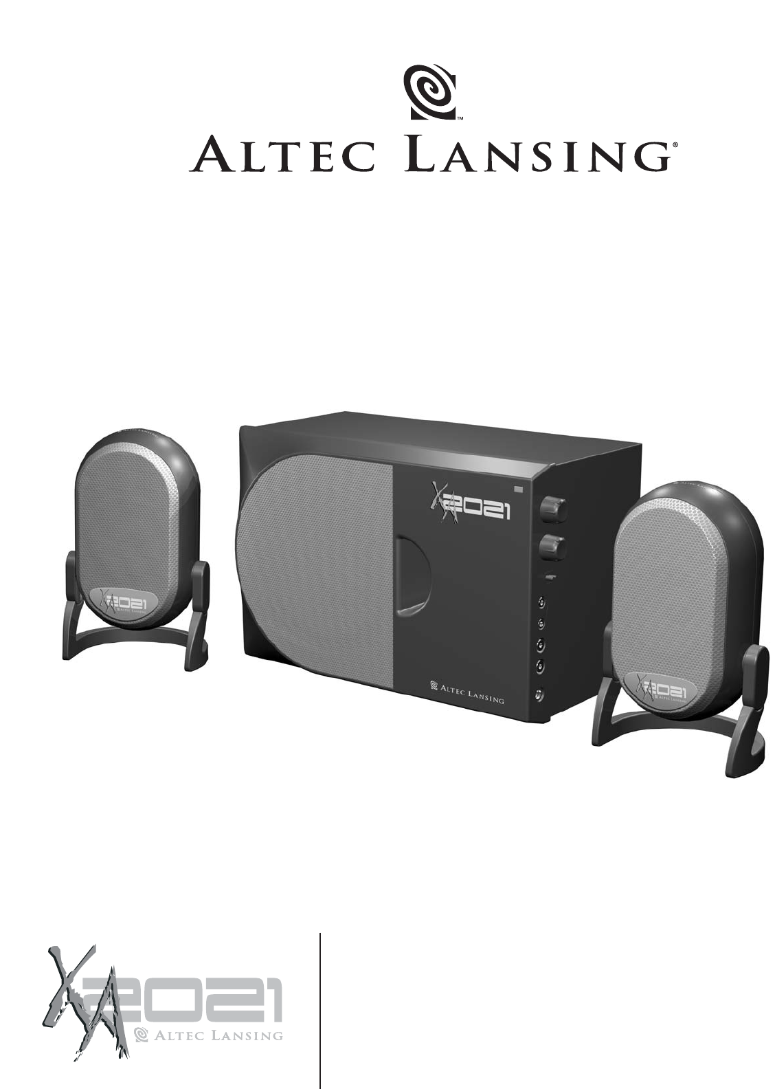 altec lansing manuals in pdf
