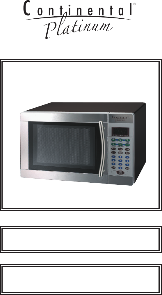 Continental Microwave And Tool Catalog Bestmicrowave