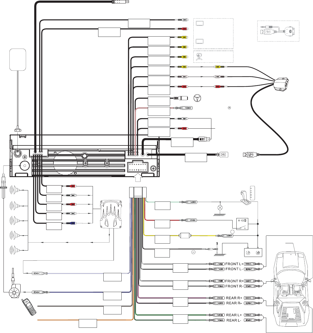 radio wiring diagram radio free printable wiring diagrams